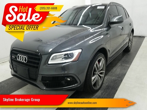 2016 Audi SQ5 for sale in Birmingham, AL