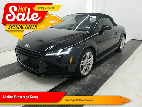 2016 Audi TT for sale in Birmingham, AL
