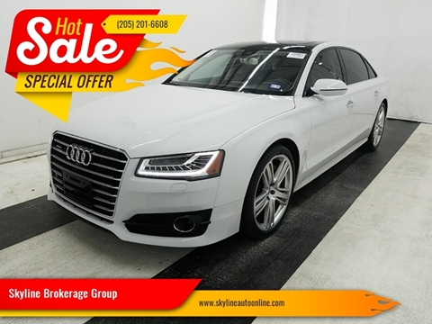 2016 Audi A8 L for sale in Birmingham, AL