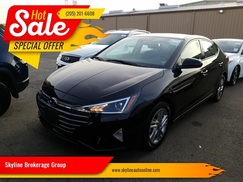 2019 Hyundai Elantra for sale in Birmingham, AL