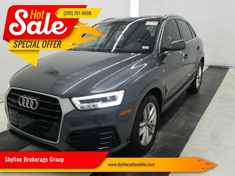 2018 Audi Q3 for sale in Birmingham, AL