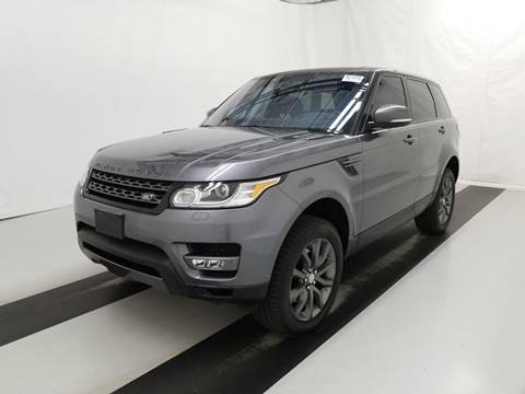 2016 Land Rover Range Rover Sport for sale in Birmingham, AL