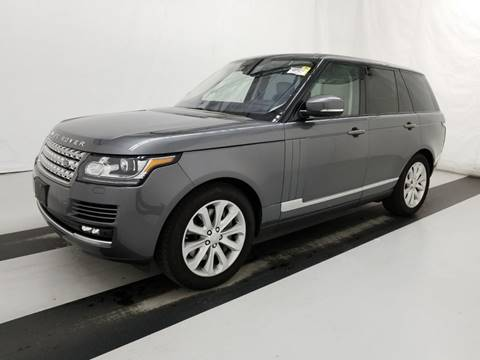 2016 Land Rover Range Rover for sale in Birmingham, AL