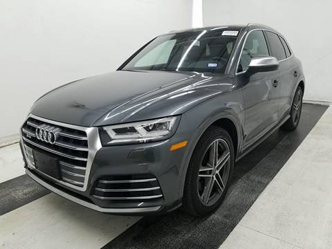2019 Audi SQ5 for sale in Birmingham, AL