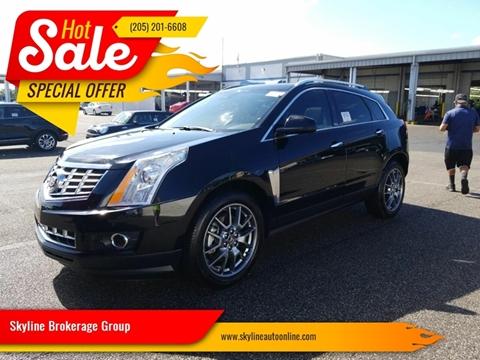 2016 Cadillac SRX for sale in Birmingham, AL
