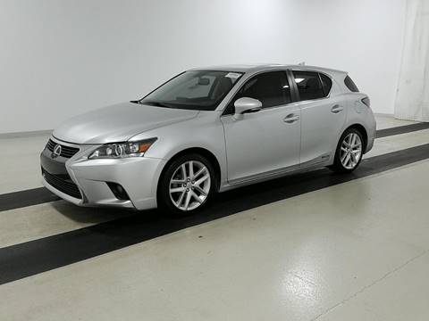 2016 Lexus CT 200h for sale in Birmingham, AL