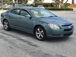 2009 Chevrolet Malibu Hybrid for sale in Henderson, NV