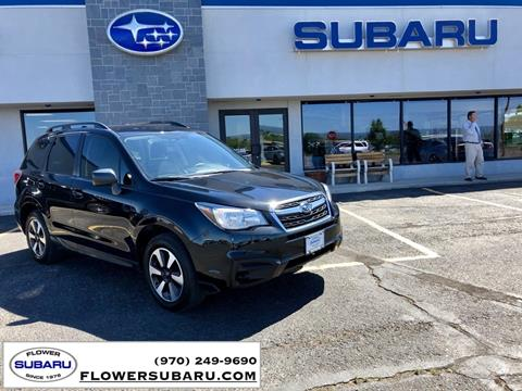 used subaru forester for sale in montrose co carsforsale com