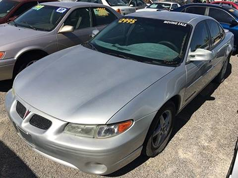 2003 Pontiac Grand Am for sale in Henderson, NV