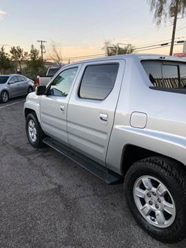 2006 Honda Ridgeline RTS for sale at Auto Rey in Henderson NV