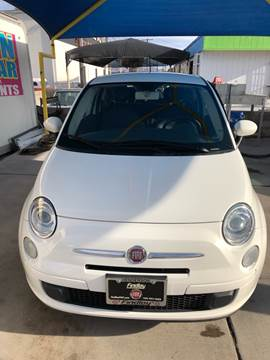 2012 FIAT 500 for sale in Henderson, NV