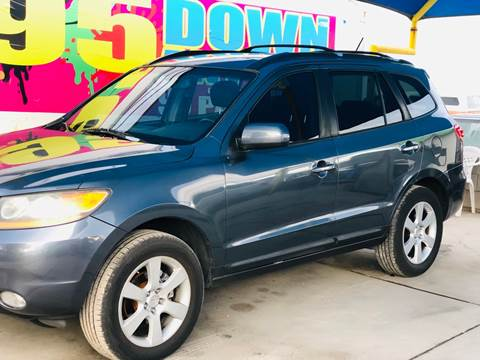 2009 Hyundai Santa Fe Limited for sale at Auto Rey in Henderson NV
