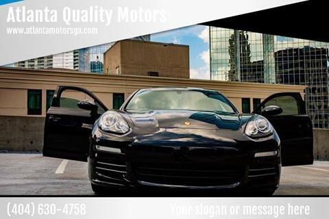 2015 Porsche Panamera for sale in Atlanta, GA