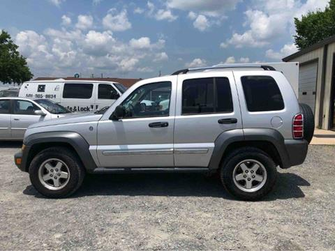 2006 Jeep Liberty for sale in Jacksonville, AR
