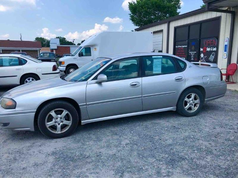 2005 Chevrolet Impala For Sale At Crumps Auto Sales In Jacksonville AR