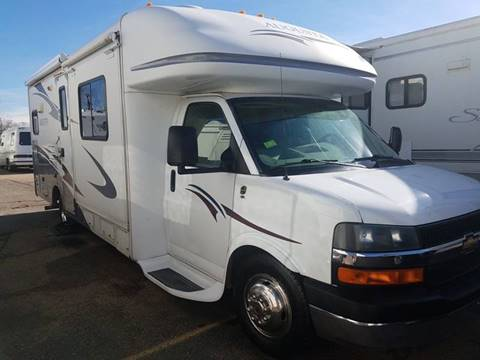 2007 Holiday Rambler Augusta Class B For Sale In Loveland CO