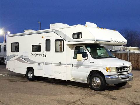 1999 Fleetwood Jamboree M-F26 for sale at NOCO RV Sales in Loveland CO