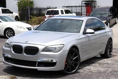 2010 BMW 7 Series for sale at Gtr Motors in Fort Lauderdale FL