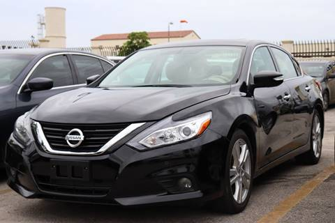 2016 Nissan Altima for sale at Gtr Motors in Fort Lauderdale FL