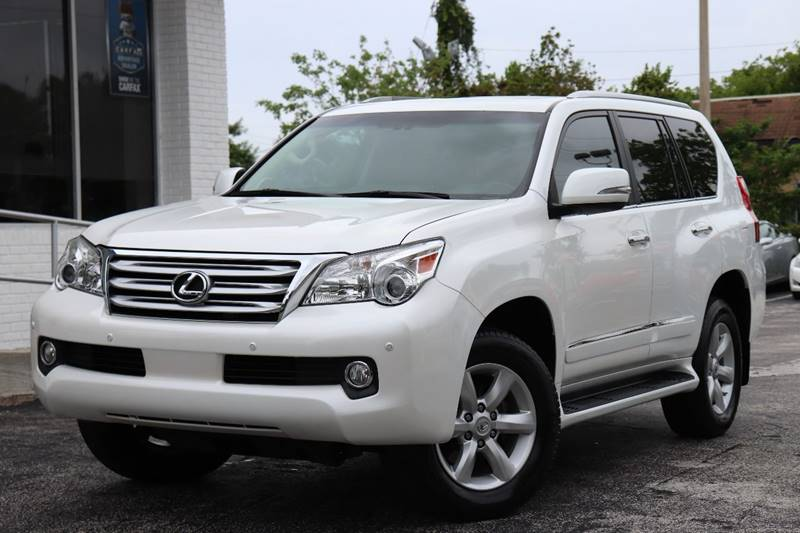 2012 Lexus GX 460 For Sale At GTR Motors In Plantation FL