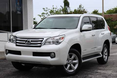 2012 Lexus GX 460 for sale at Gtr Motors in Fort Lauderdale FL
