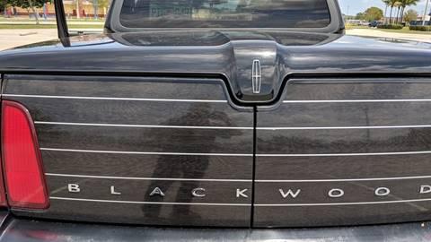 2002 Lincoln Blackwood