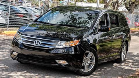 2012 Honda Odyssey for sale in Plantation, FL