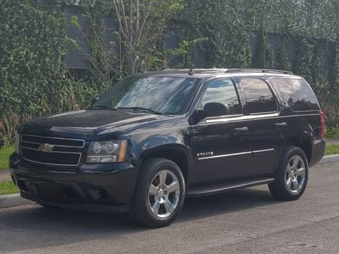 2007 Chevy Tahoe For Sale >> 2007 Chevrolet Tahoe For Sale In Plantation Fl