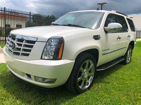 Cadillac Escalade For Sale in Fort Lauderdale, FL - Gtr Motors