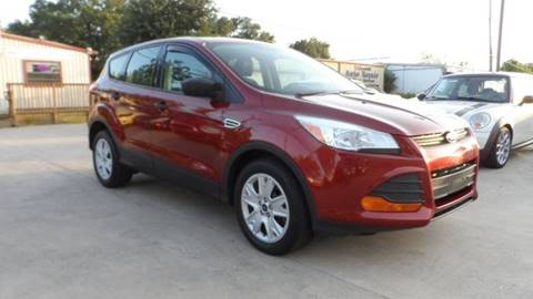 2014 Ford Escape for sale at Exhibit Sport Motors in Houston TX