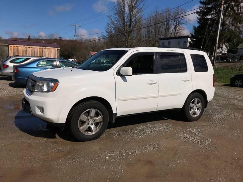 2011 Honda Pilot For Sale At Cross Auto Sales And Service LLC In Hoosick  Falls NY