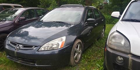 2005 Honda Accord for sale in Hoosick Falls, NY