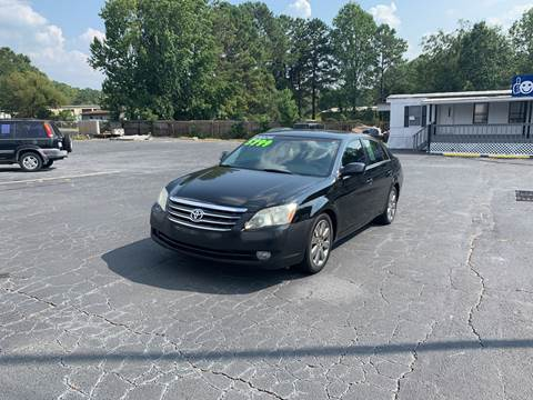 2006 Toyota Avalon for sale in Mableton, GA