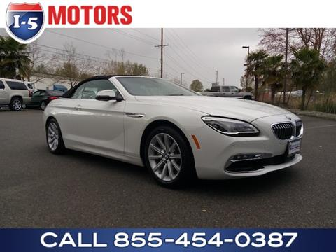2017 BMW 6 Series For Sale In Fife WA