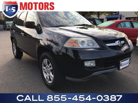 2005 Acura Mdx For Sale Carsforsale
