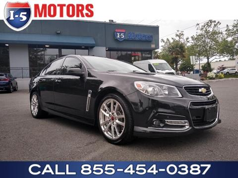 2014 Chevrolet SS for sale in Fife, WA