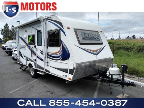 2012 Lance 1575 for sale in Fife, WA