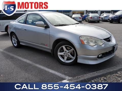 2003 Acura RSX for sale in Fife, WA