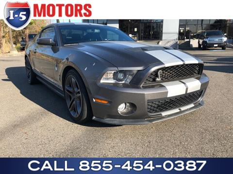2011 Ford Shelby GT500 for sale in Fife, WA