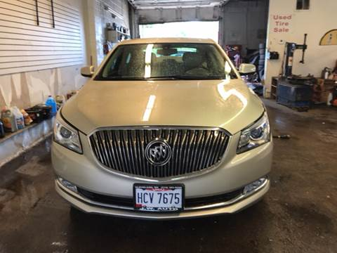 2015 Buick LaCrosse for sale in Cleveland, OH