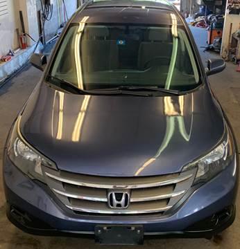 2012 Honda CR-V for sale in Cleveland, OH