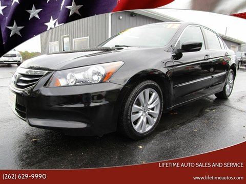 2012 Honda Accord for sale in West Bend, WI