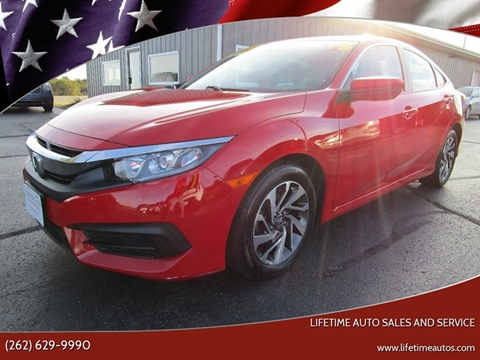 2016 Honda Civic for sale in West Bend, WI