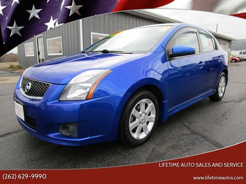 2011 Nissan Sentra for sale in West Bend, WI