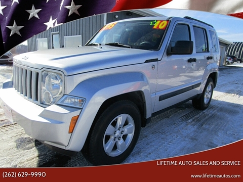 2010 Jeep Liberty for sale in West Bend, WI