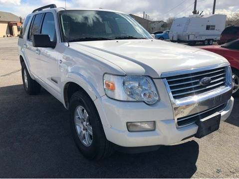 2008 Ford Explorer for sale at Silverline Auto Boise in Meridian ID