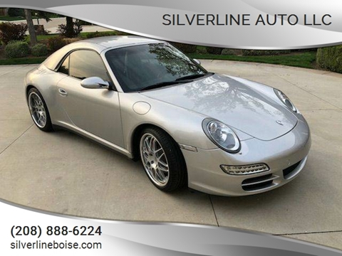 2007 Porsche 911 for sale in Meridian, ID