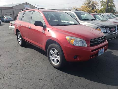 2007 Toyota RAV4 for sale at Silverline Auto Boise in Meridian ID