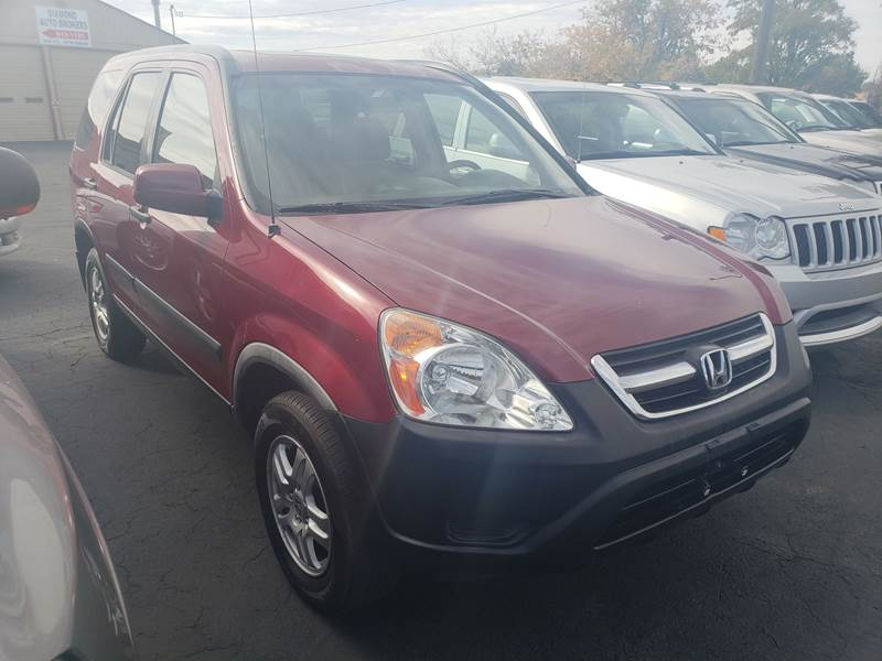 2004 Honda CR V For Sale At Silverline Auto LLC In Meridian ID