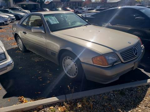 1992 Mercedes-Benz 500-Class for sale in Meridian, ID